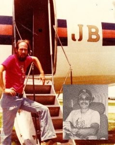 Jimmy Buffett Aircraft Tour