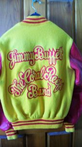 Jimmy Buffett and the Coral Reefers Touring Jacket